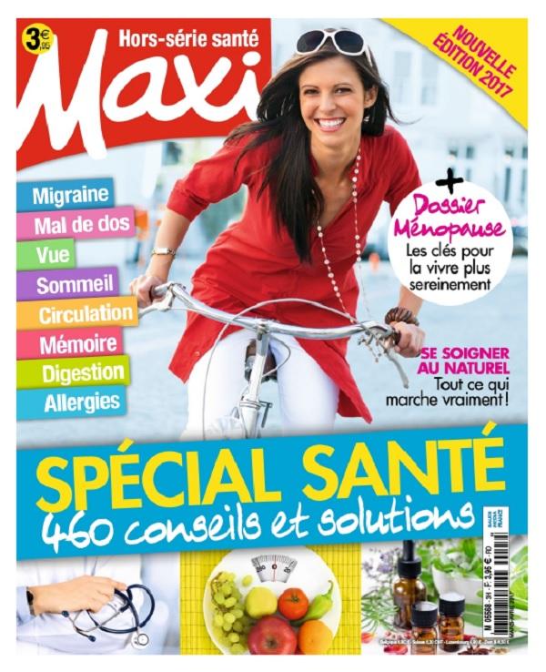 télécharger Maxi Hors Série Santé N°3 - Edition 2017