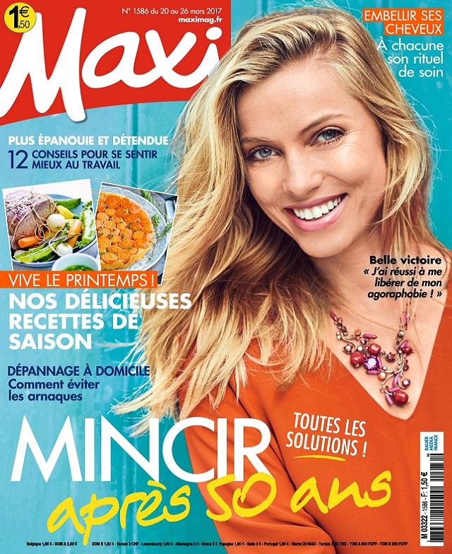 télécharger Maxi N°1586 Du 20 au 26 Mars 2017