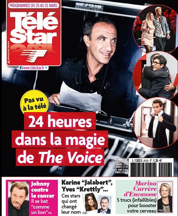 télécharger Télé Star N°2112 Du 25 Au 31 Mars 2017