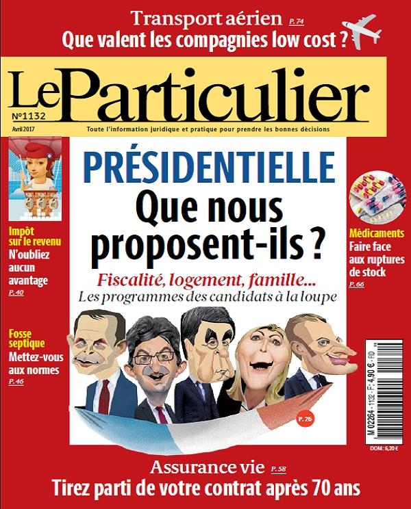télécharger Le Particulier N°1132 - Avril 2017