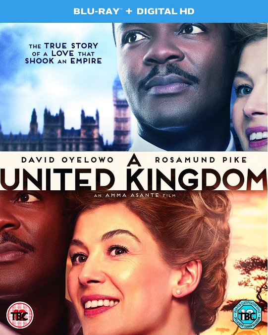 A United Kingdom (2016) poster image