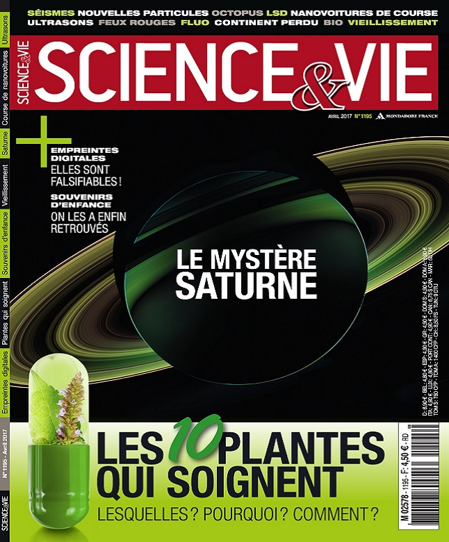 Science et Vie N°1195 - Avril 2017