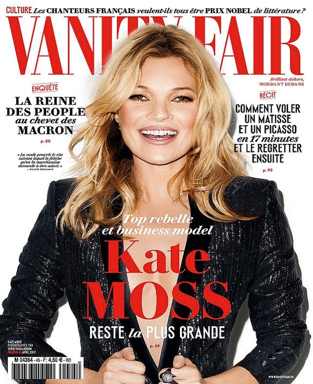 télécharger Vanity Fair N°45 - Avril 2017