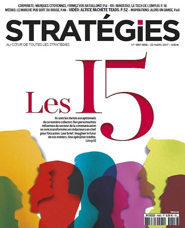 télécharger Stratégies N°1897 Du 23 Mars 2017