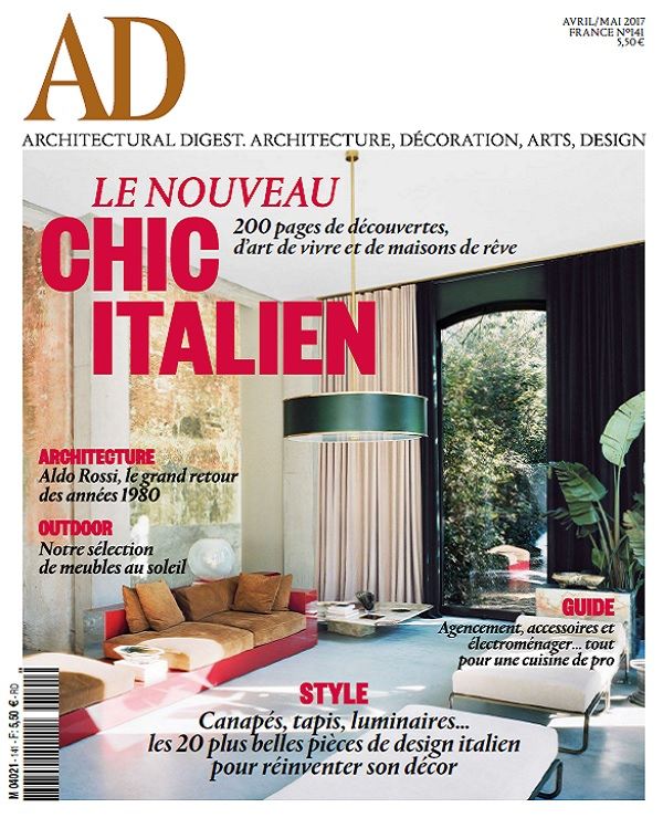 télécharger AD Architectural Digest N°141 - Avril-Mai 2017