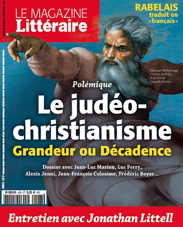 télécharger Le Magazine Littéraire N°578 - Avril 2017