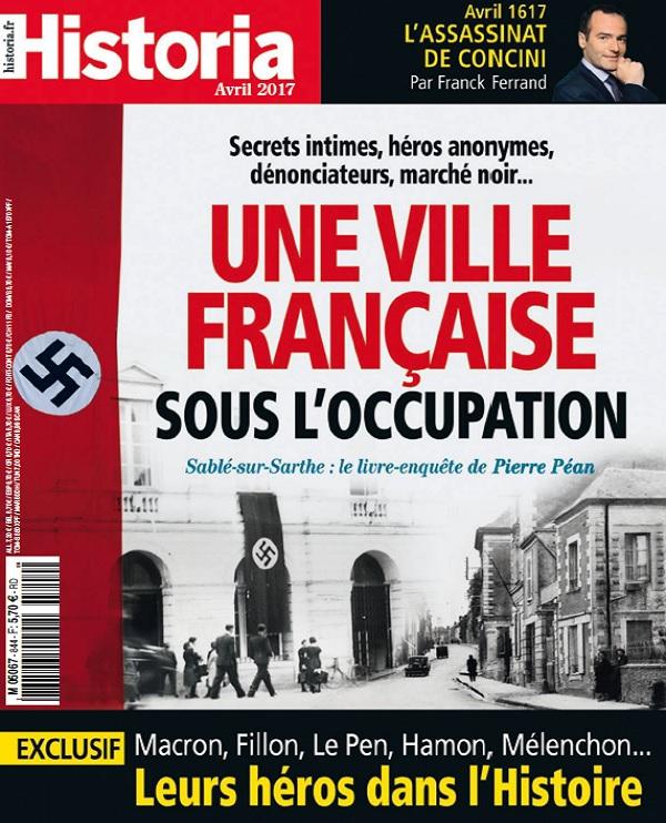 télécharger Historia N°844 - Avril 2017
