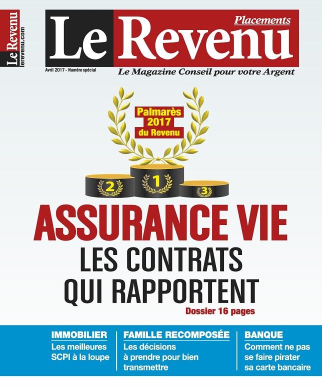 télécharger Le Revenu Placements N°171 - Avril 2017