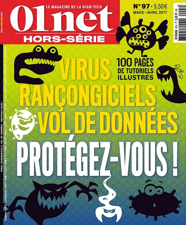 télécharger 01Net Hors Série N°97 - Mars-Avril 2017