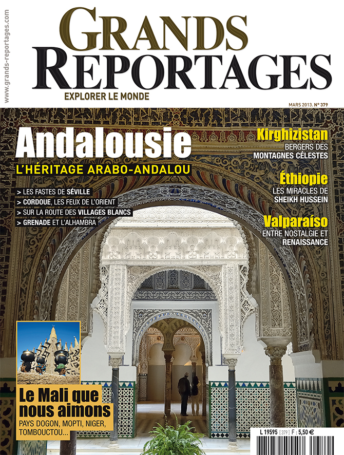 Grands Reportages N°379 - Andalousie