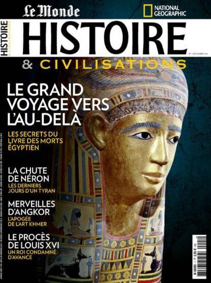 Histoire et Civilisations N°1 - Le Grand Voyage Vers L au-Delà