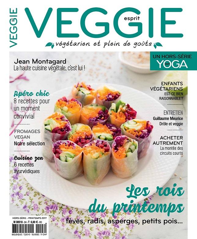télécharger Veggie Esprit Hors Série N°6 - Printemps 2017