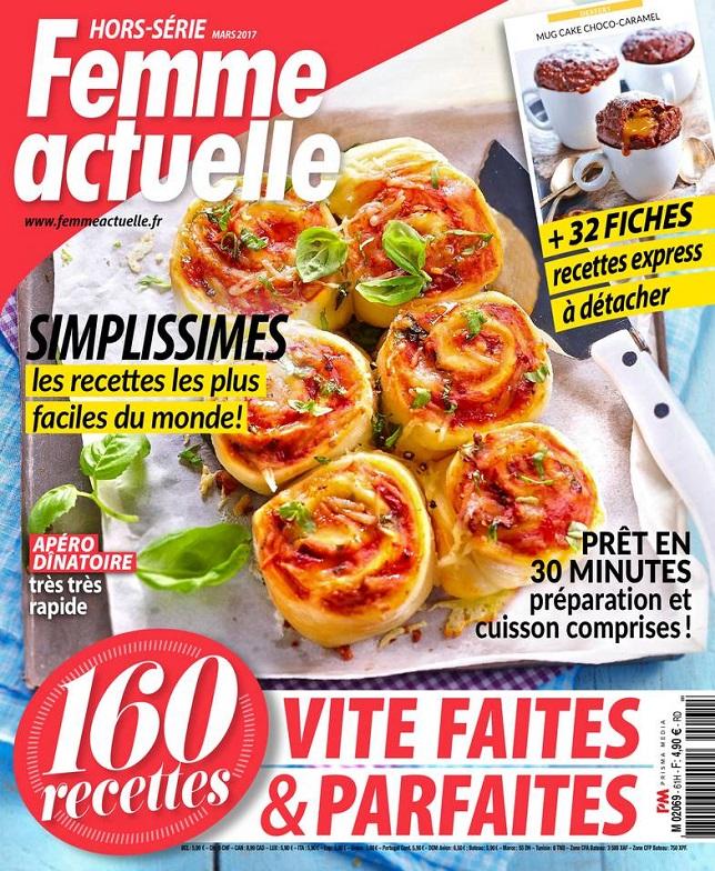 télécharger Femme Actuelle Hors Série N°61 - Mars 2017