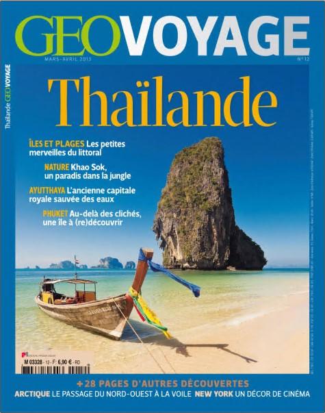 Géo Voyage N°12 - Thaïlande