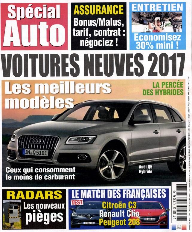télécharger Spécial Auto N°28 - Avril-Juin 2017