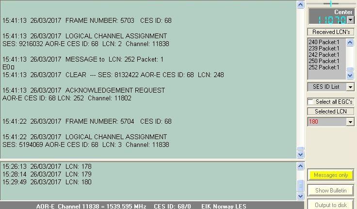 Inmarsat-C TDMA et ACARS  170327102325512396