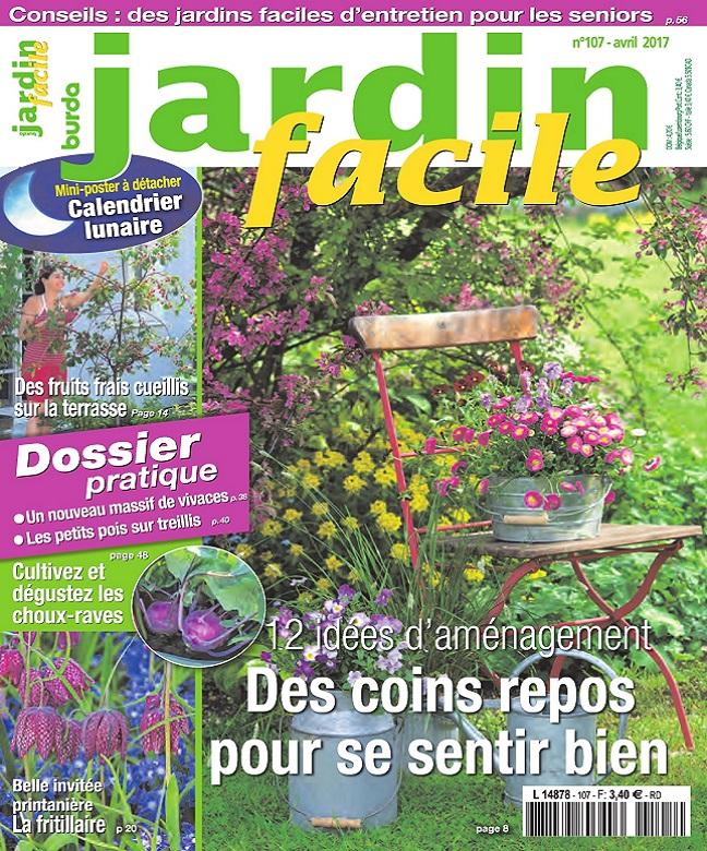 télécharger Jardin Facile N°107 - Avril 2017