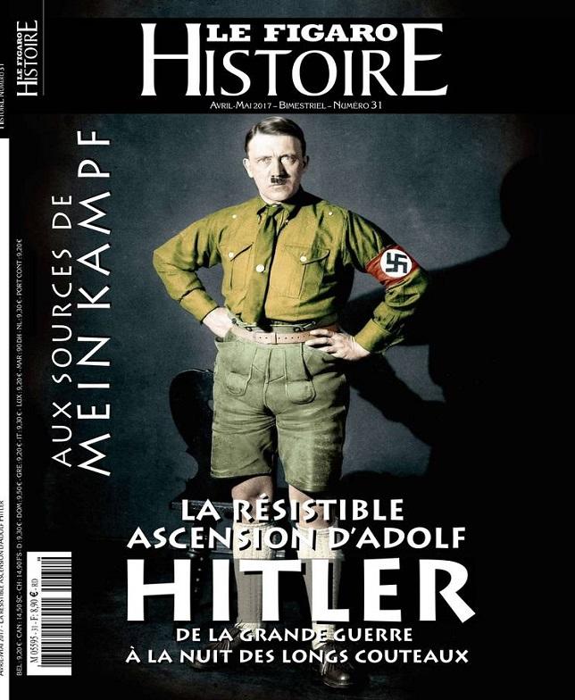télécharger Le Figaro Histoire N°31 - Avril-Mai 2017