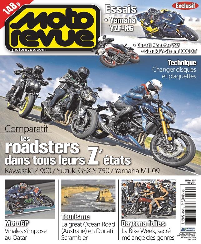 télécharger Moto Revue N°4049 Du 29 Mars 2017