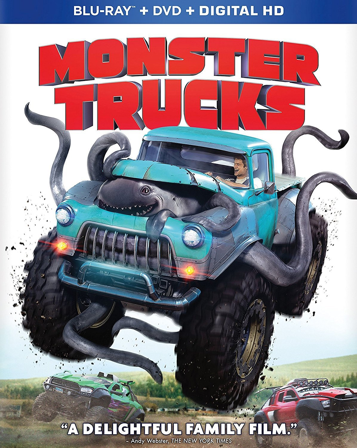 Monster Trucks (2016) poster image