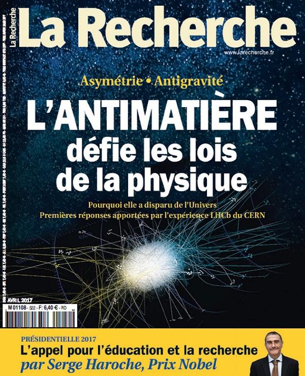 télécharger La Recherche N°522 - Avril 2017