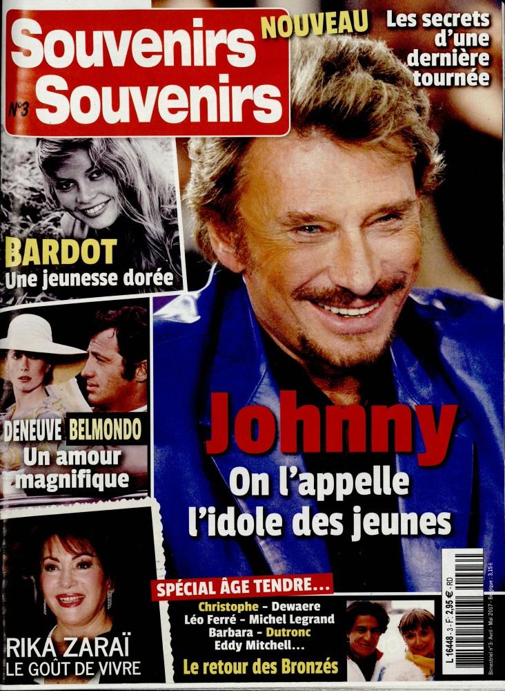 JOHNNY ET LA PRESSE (2) - Page 3 170330082028396961