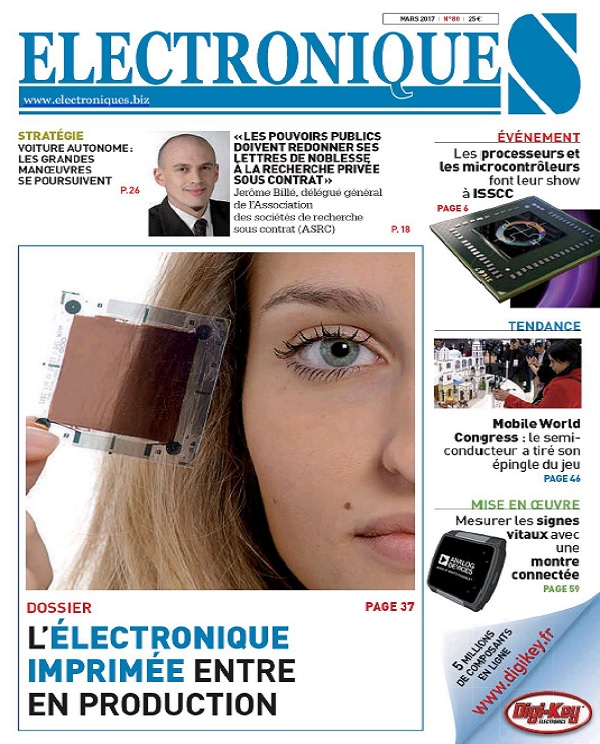 Electronique S N°80 - Mars 2017