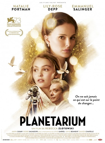 Planetarium (2016) PL.BDRip.XviD-KiT / Lektor PL