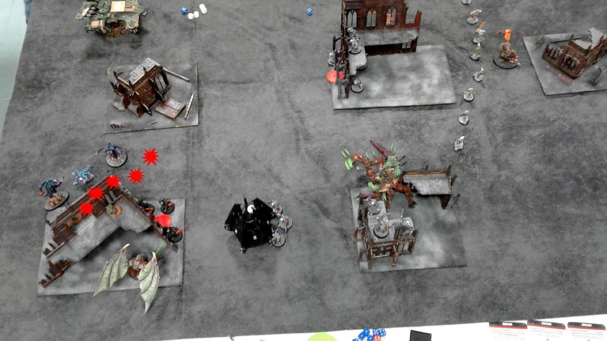 Pair of Aces - Partie 1/4 - Démons/Genestealers vs. Tau/Deathwatch 1704010948523488
