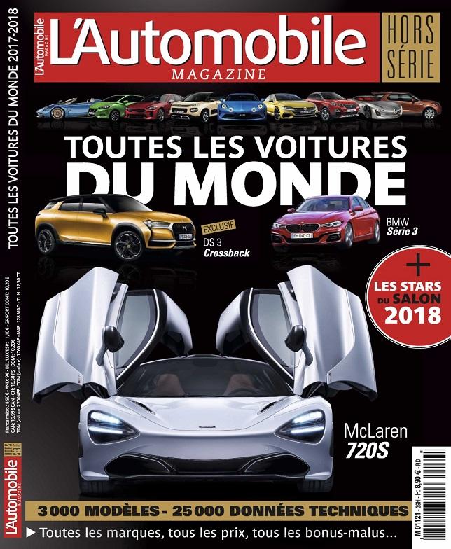 télécharger L'Automobile Magazine Hors Série N°71 - Les Voitures Du Monde 2017-2018
