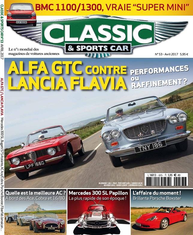 télécharger Classic et Sports Car N°53 - Avril 2017