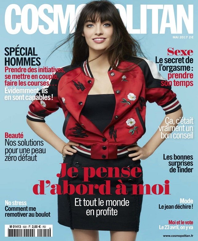 télécharger Cosmopolitan N°522 - Mai 2017