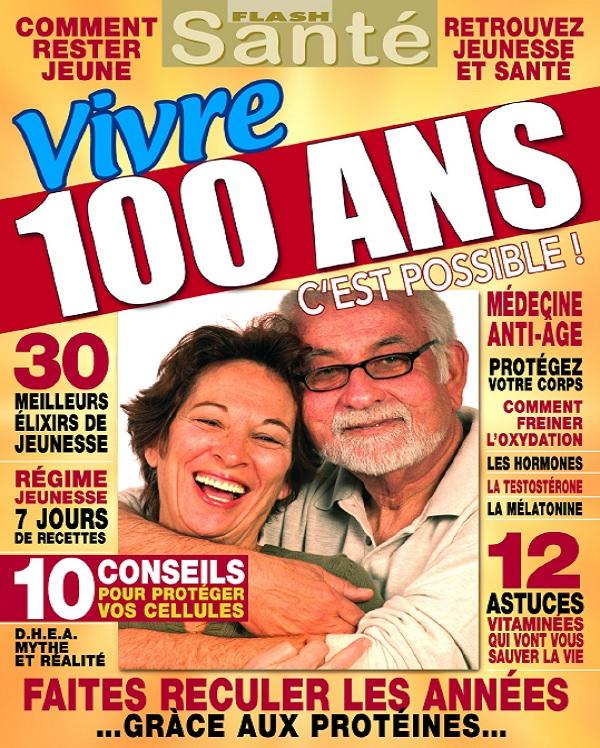 télécharger Flash Santé N°2 - Vivre 100 ans