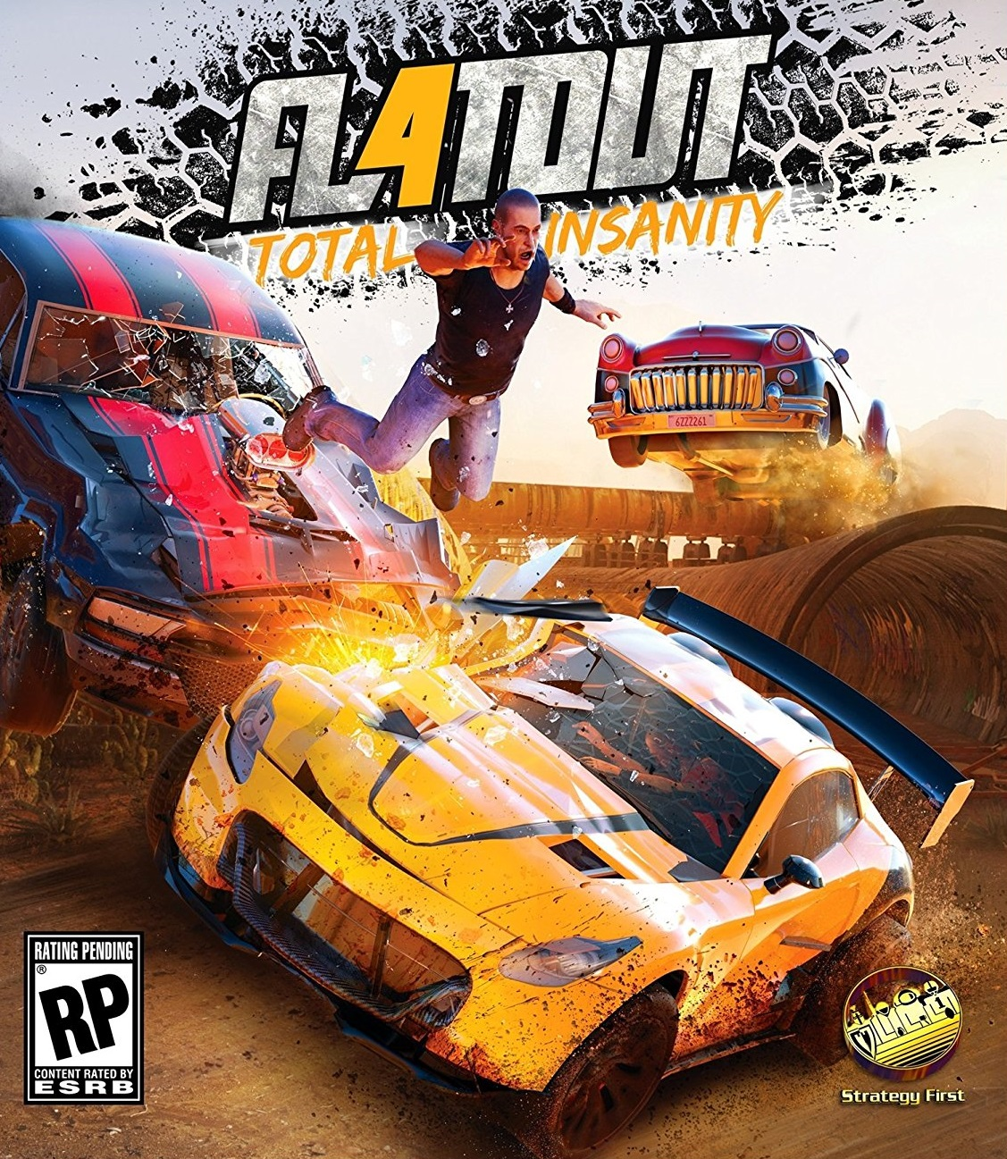 Poster for FlatOut 4: Total Insanity
