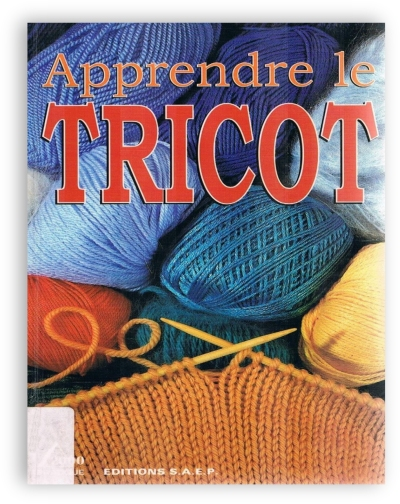 télécharger Apprendre le tricot - Aline Fayet