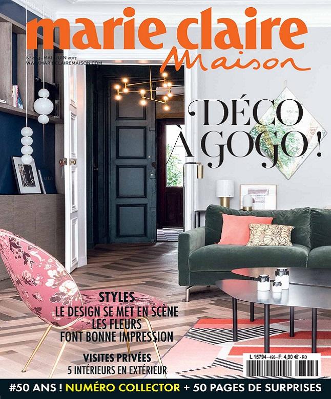 télécharger Marie Claire Maison N°493 - Mai-Juin 2017