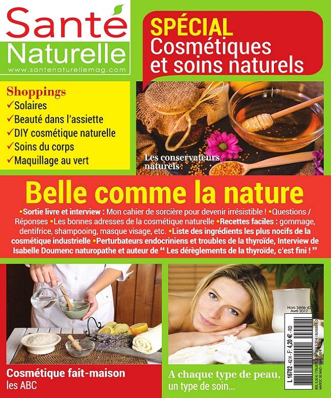 télécharger Santé Naturelle Hors Série N°42 - Avril 2017
