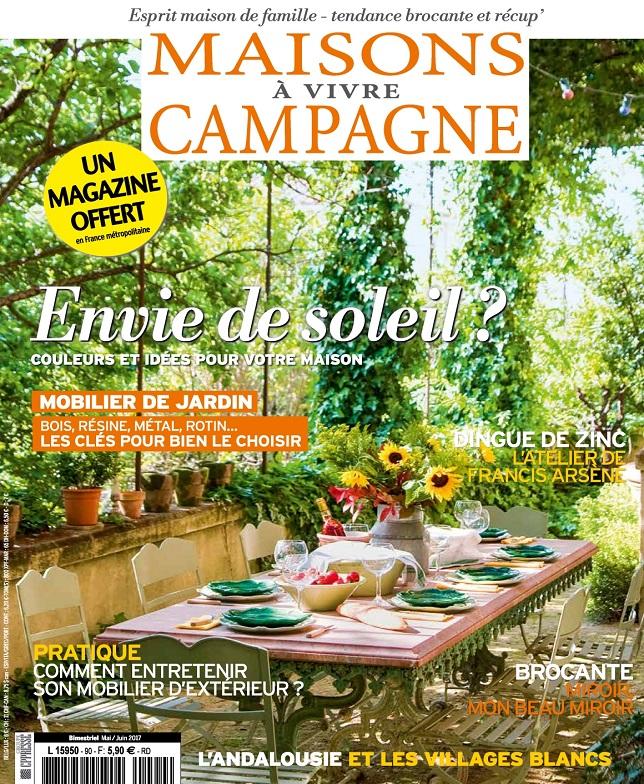 Maisons et jardins magazine en voir plus en voir plus for Magazine maison jardin