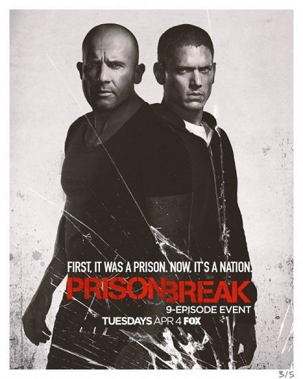 Skazany na śmierć: Sequel / Prison Break: Sequel {Sezon 5} (2017)