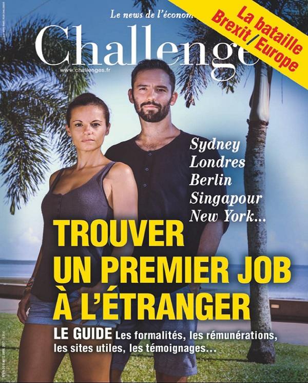 télécharger Challenges N°516 Du 6 au 12 Avril 2017