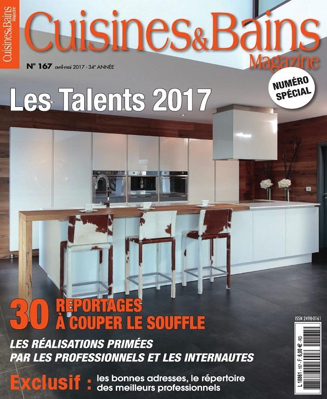 télécharger Cuisines et Bains N°167 - Avril-Mai 2017