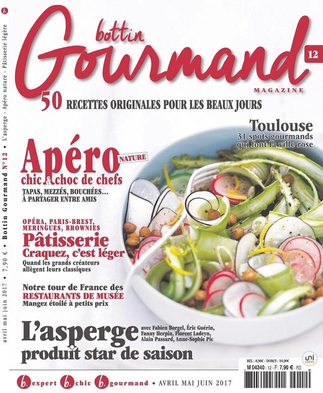 télécharger Bottin Gourmand N°12 - Avril-Juin 2017