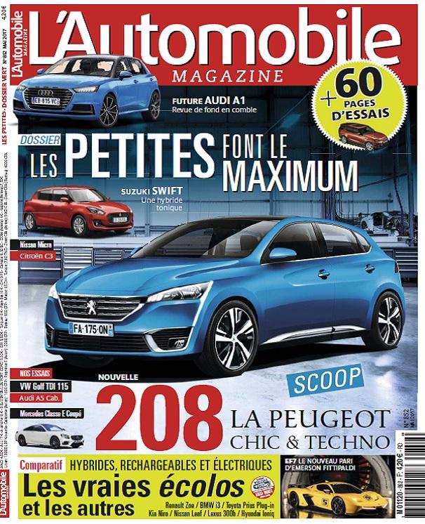 télécharger L'Automobile Magazine N°851 - Avril 2017
