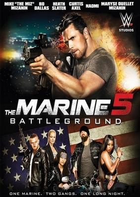 The Marine 5 Battleground en VO