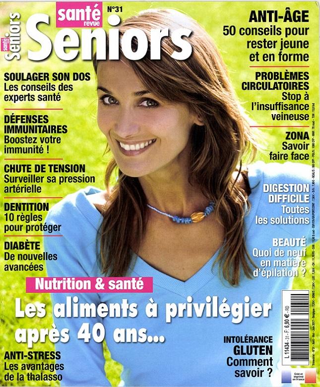 télécharger Santé Revue Seniors N°31 - Avril-Juin 2017