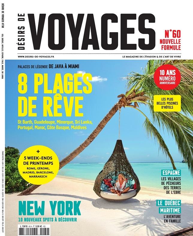 télécharger Désirs De Voyages N°60 - Printemps 2017