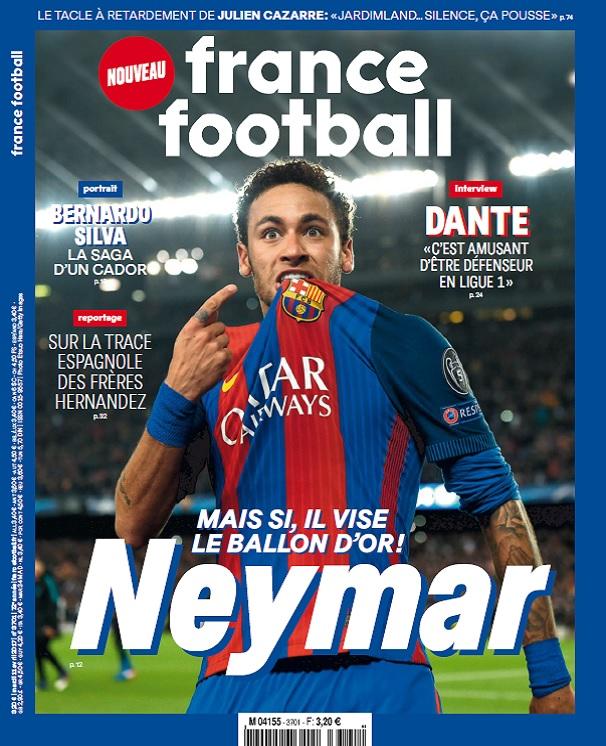 télécharger France Football N°3701 Du 11 Avril 2017