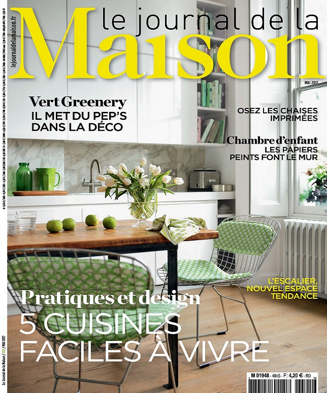 télécharger Le Journal De La Maison N°491 - Mai 2017