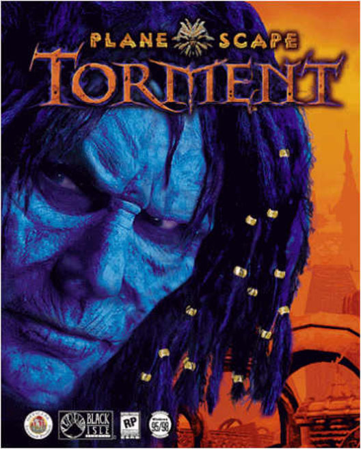Poster for Planescape: Torment - Enhanced Edition