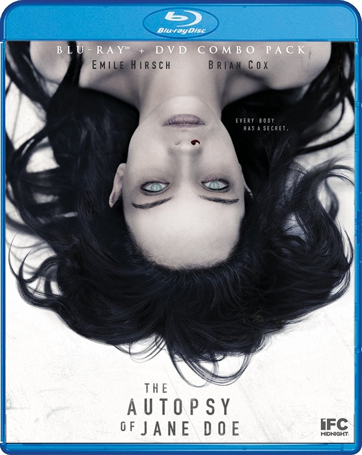 The Autopsy of Jane Doe (2016) poster image